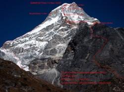 Kyashar South Pillar