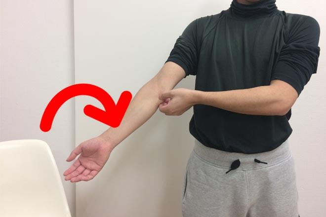 手首 の 捻挫 を 早く 治す 方法