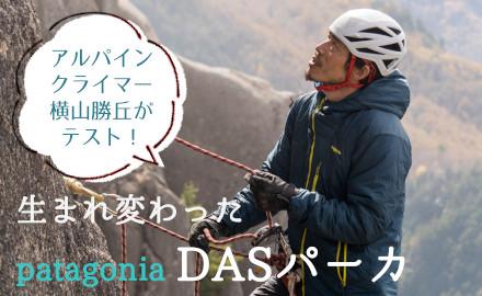 patagonia DASパーカ